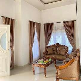 Gorden Curtain Blinds Gordyn Wallpaper Korden Tirai Hordeng A8.37nr8