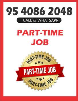 PART TIME work Offline Home based job Data entry typing job at home