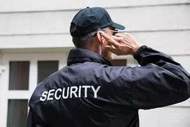 SECURITY GUARDS JOBS