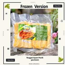 Nugget Ponik berat 500 gram