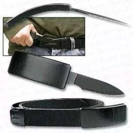 Belt knife.., sabuk pisau., BARU