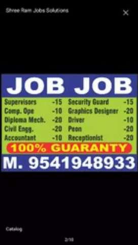 Shree Ram job's solutions