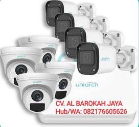Paket CCTV IPCAM IP CAMERA 2MP Berkualitas