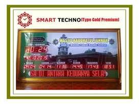 Jual Jam Digital Masjid Tanjung Jabung Timur Kab.