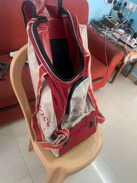 Used small size cricket kit bag