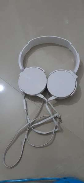 I want to sell my new dynamic stereo  headphone only 20 day use