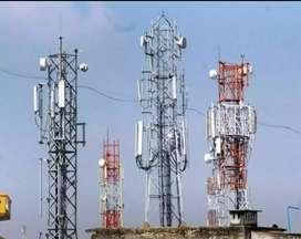 Urgent hiring reliance Jio networking towers