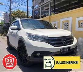 [Lulus Inspeksi] Honda CRV 2.4 2013 pmk pajak baru VR20 gress