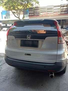 Honda CRV 2,0 Metik 2013