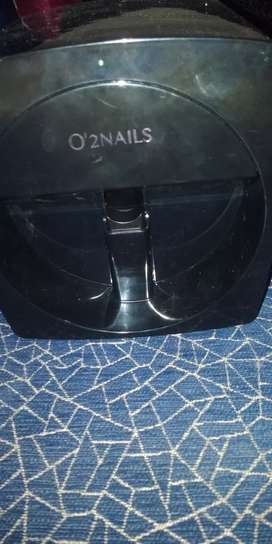 O'2 nails- mobile nail printer