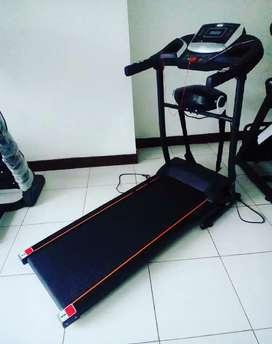 Motorized treadmill ferona
