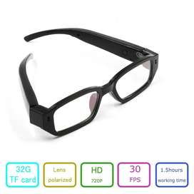 Hd Camera Sun Glasses 720p