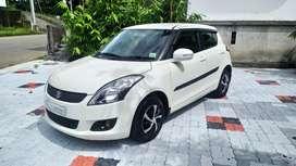 Maruti Suzuki Swift VDi BS-IV, 2012, Diesel