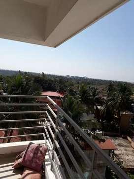 Bejai flat for sale 3bhk furnished 1crore 5lak
