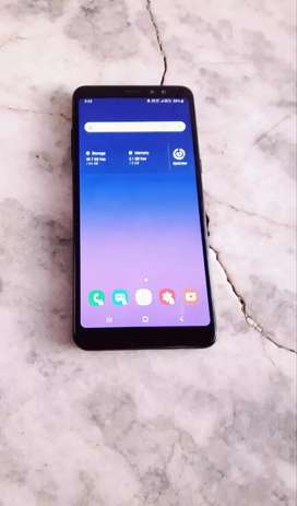 I want to sell my Samsung Galaxy A8 Plus.