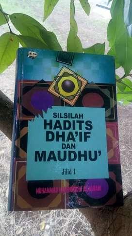 Buku Hadits Dha'if dan Maudhu'