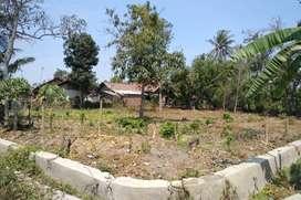 Dijual Tanah Bagus Prospektif Bersertifikat Seluas 877 Meter Persegi