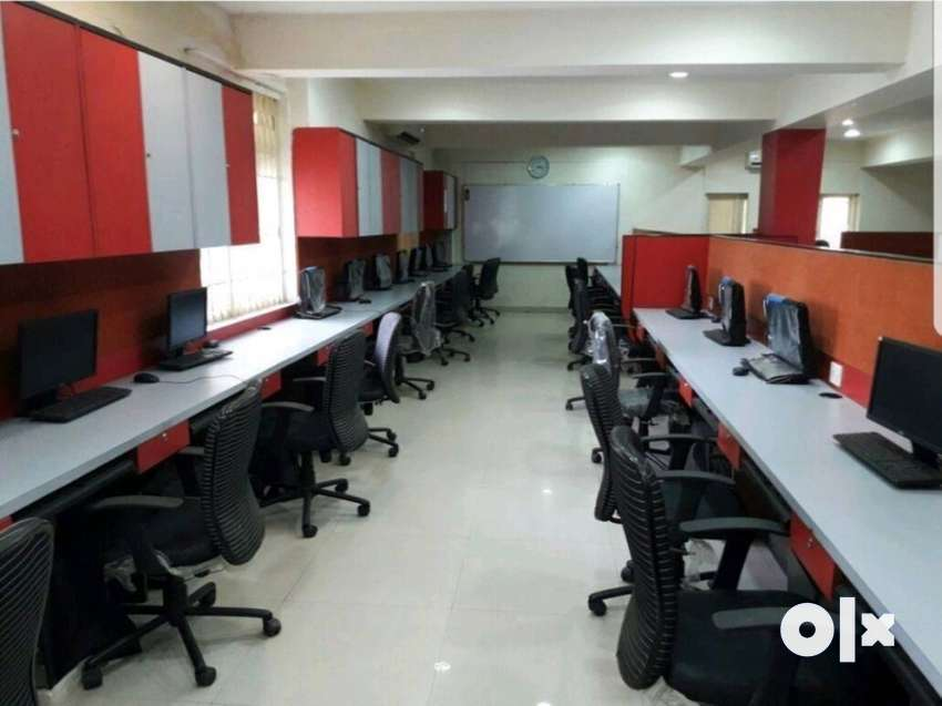 Luxurious office available in commercial Society Ready 2 move setup 0