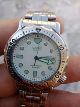 Casio divers watch 100% orignal
