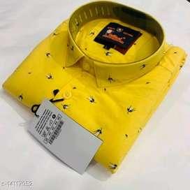 Free Mask Comfy Ravishing Men Shirts