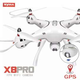Terbaru! Syma X8 Pro Drone with GPS