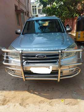 Ford Endeavour 2009-2014 3.0L 4X4 AT, 2013, Diesel
