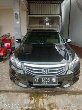 Honda accord 2.3 VTI.L AT hitam metalic
