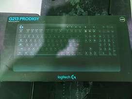 KEYBOARD GAMING LOGITECH PRODIGY G213