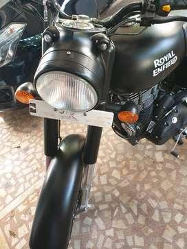 Royal Enfield 500cc Bike