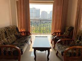 3 bhk fully furnished flat in Olive Opp Infopark campus