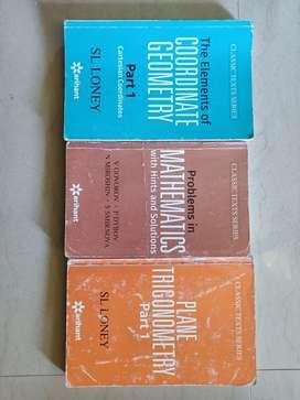 Arihant Classic Text Series Mathematics Set of 3 Books