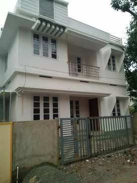 3 bhk 1100 sqft new build house for sale at aluva varapuzha road