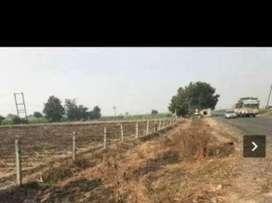 Shipra Sanwer Road(MaliKhedi and Hatuniya) Land For Urgent sale
