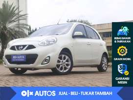 [OLXAutos] Nissan March 1.2 XS A/T 2016 Putih