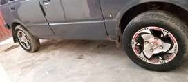 Fx car Good condition special tyre ram