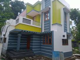 4 cent 1300 3 bhk ready to occupy at paravur near kaitharam