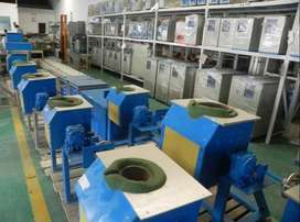 Induction furnaces and heavy furnaces