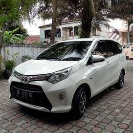Toyota Calya AT (Automatic) 2017 Putih Seperti Baru