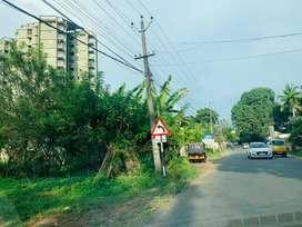 Aluva perumbavoor ksrtc  road front 5acre original land cent 5lakh