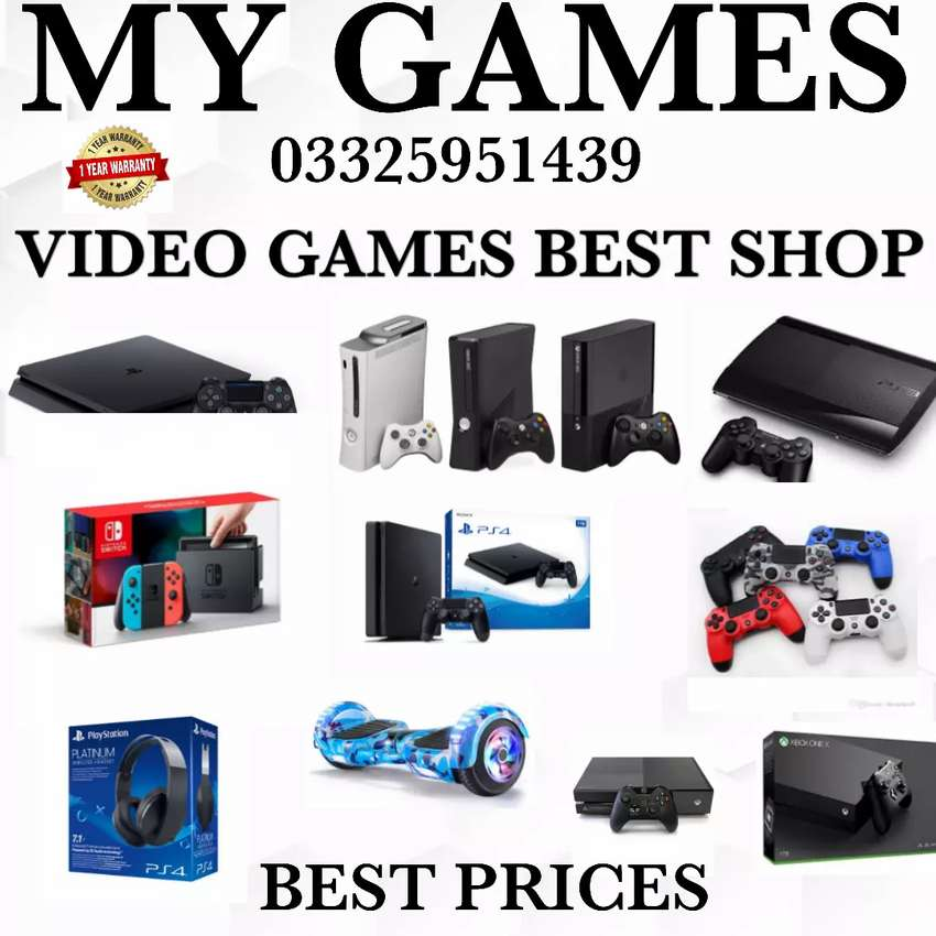 Best Gaming Shop ,whole sale MY Games 0