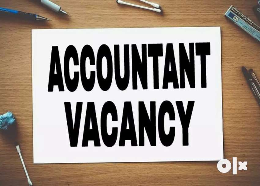 Wanted Accountant for LED TV & Home Applications Service Center