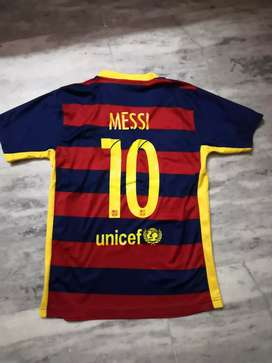 Messi Jersey (Barcelona and Argentina)