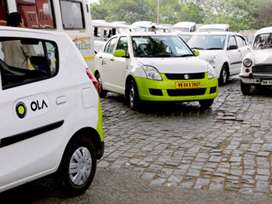 Get an Ola car on lease at low rental - Bangalore