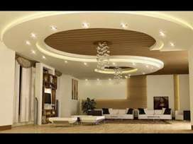All kinds of decoration wallpaper pvc panel flooring etc