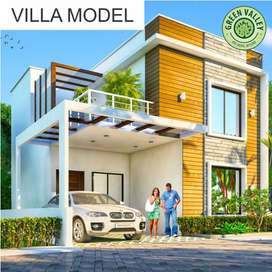 3 BHK premium villas in Mysore @ Rs 70 lacs