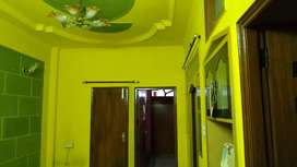 2BHK with roofright, balcony, store.