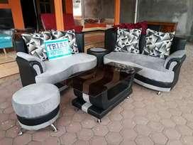 Sofa lambada abstrakta