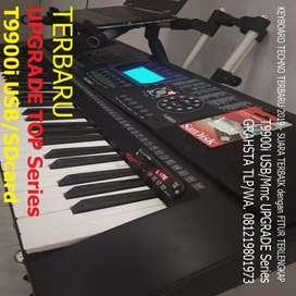 KEYBOARD TECHNO T9900i TERBARU USB FD UPGRADE SERIES BANDUNG