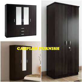 Caspian Furniture :- Wardrobes in all types and sizes