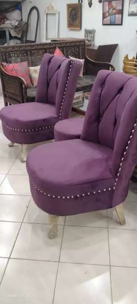 New brand chair set with table
